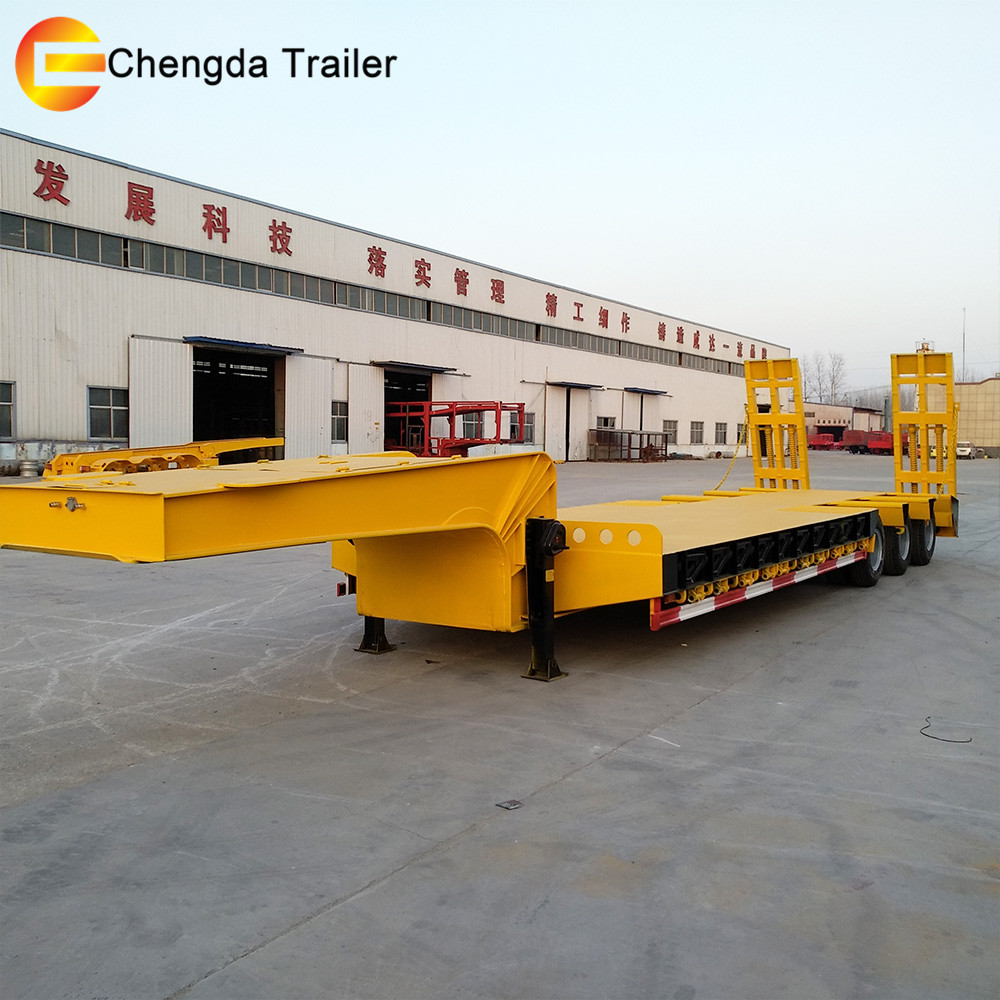 Production Line of 50ton Lowbed Trailer.jpg