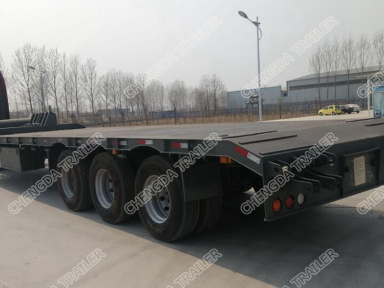 low bed semi trailer (8)