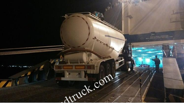 cement tanker trailer price