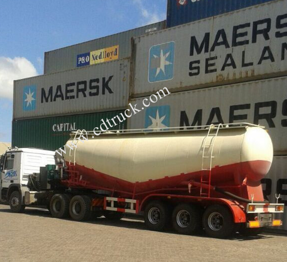 cement tanker trailer pice