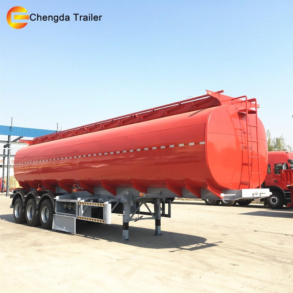 fuel tanker trailer 8