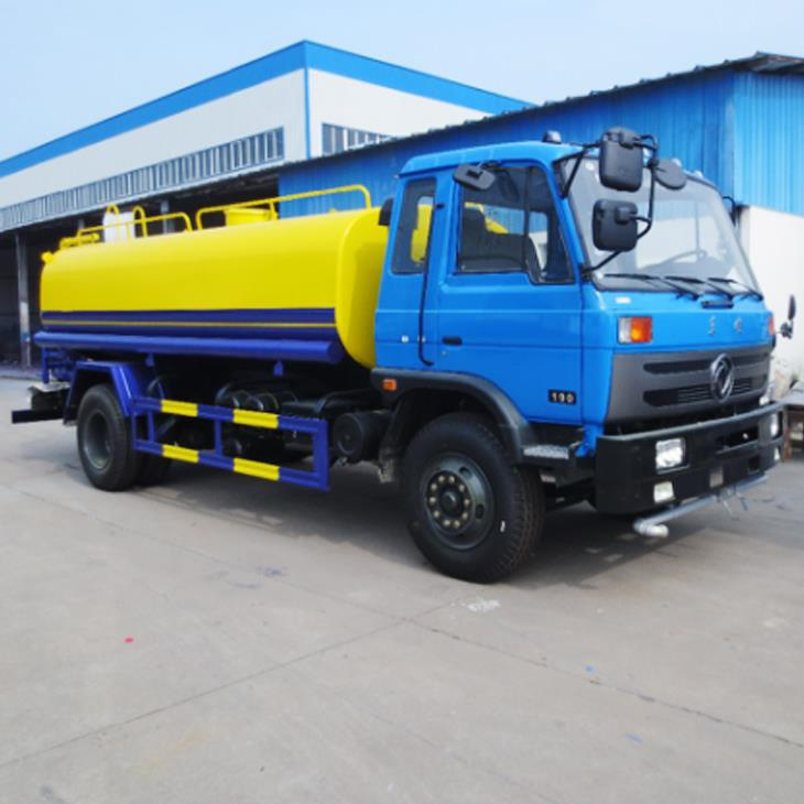 Dongfeng 4x2 6 Wheeler 90HP 14000L Water Sprinkler Truck