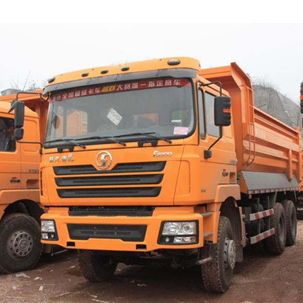 China SHACMAN 6X4 HOWO 371HP Ten Wheeler Dump Truck Dumper