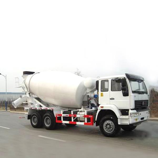 China SINOTRUK 6X4 Cheap 336HP 10 Wheeler 8M3 9CBM Concrete Cement Mixer Tank Truck