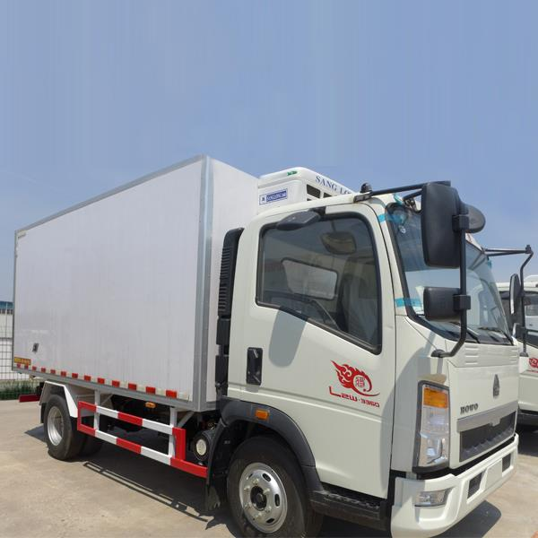 Chinese Refrigerator Chill Reefer Car Van Truck Trailer