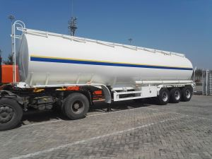 ​3 Axle 40000Liters 45000Liters Oil Fuel Tanker Truck Semi Trailer Price