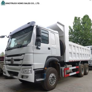 SINOTRUK HOWO 6X4 Ten Wheeler 16 Cubic Meters Off Road Dump Truck for Sale