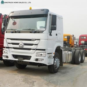 China SINOTRUK 6X4 336HP 10 Wheeler HOWO Trailer Tractor Truck