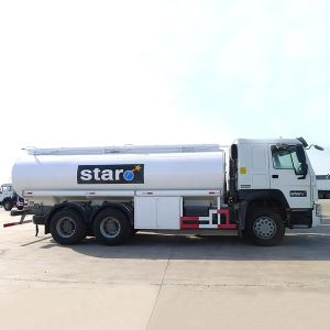 China SINOTRUK HOWO 20000Liters 6X4 336HP 10 Wheeler Fuel Oil Diesel Tank Tanker Truck