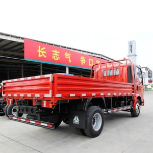 SINOTURK HOWO 1 and 2 and 5 Ton Light Duty Flat Bed Cargo Truck
