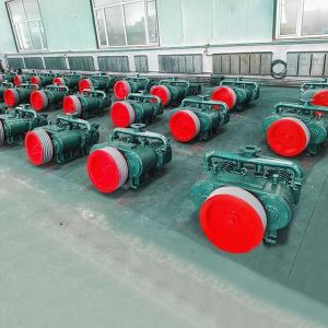 BOHAI Air Compressor for Cement Bulker