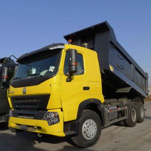 SINOTRUK HOWO A7 20 Cubic Meters Capacity Tipper Truck