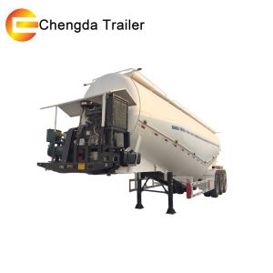 3axle Cement Bulker Semi Trailer