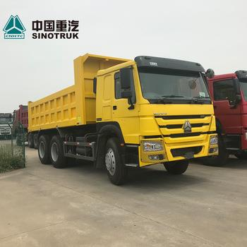 China SINOTRUK HOWO 19.32M3 6X4 Cheap 371HP 10 Wheeler Commercial Sand Gravel Dump Tipper Truck
