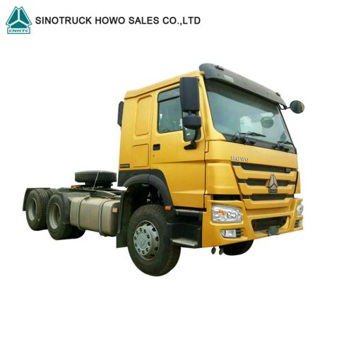 China SINOTRUK HOWO 6X4 Cheap 371hp 10 Wheeler Tractor Prime Mover Truck Head