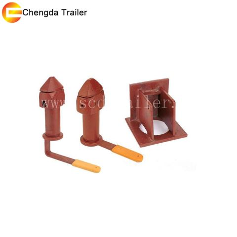 CIMC THT Brand Standard Container Lock Removable Container Twist Locks