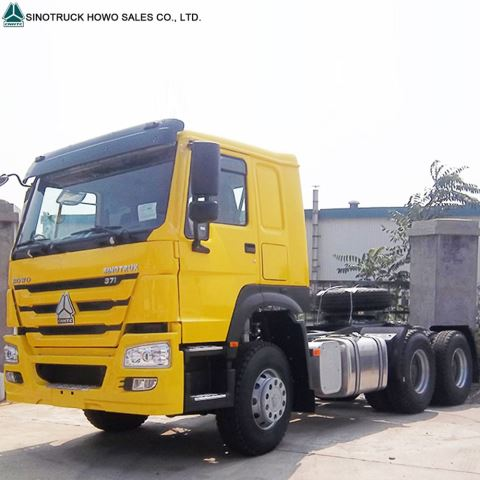 SINOTRUK HOWO 6X4 371hp Towing Truck For Trailer