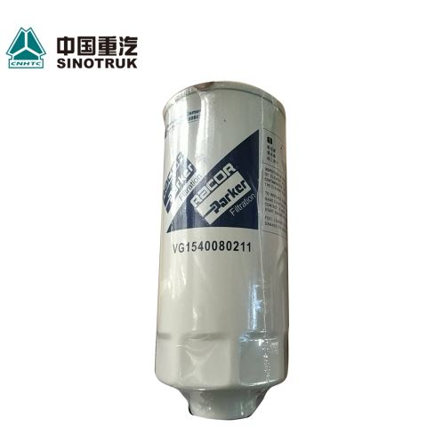 SINOTRUCK HOWO A7 Best Price VG1540080211 FUEL WATER SEPARATOR