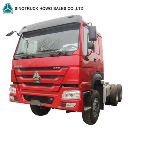 SINOTRUK HOWO Best Price 6X4 371HP 336HP 10 Wheeler Commercial Tractor Prime Mover Truck Head