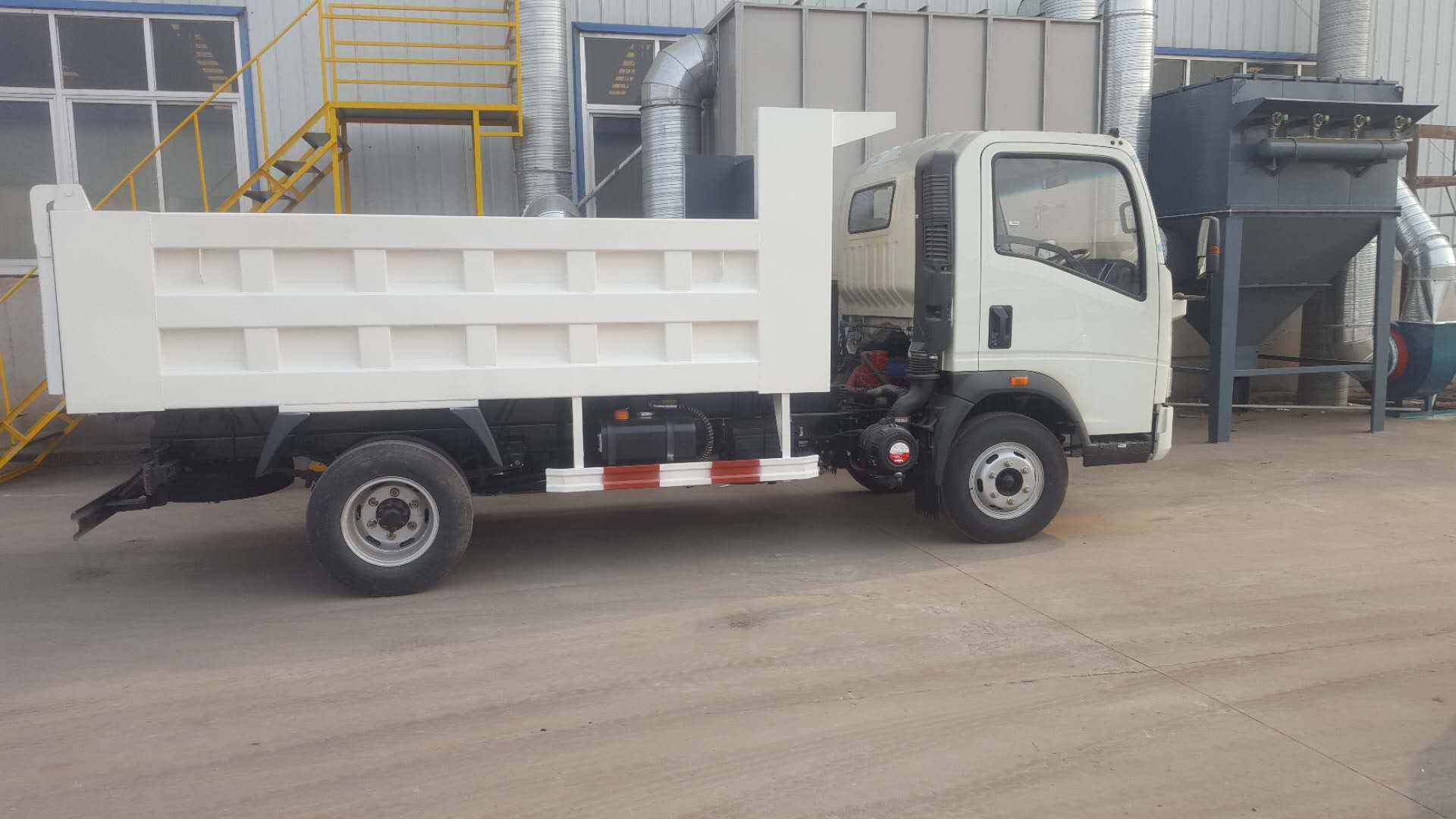 Japanese Used SCANIA R420 2006 Tractor Unit for Sale