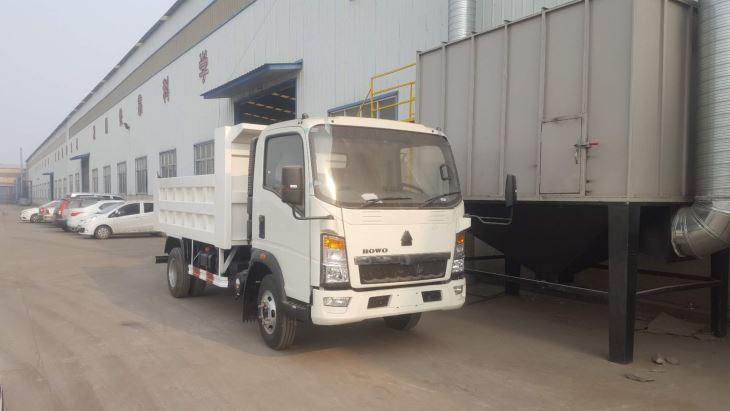 Sinotruk Howo 5ton Light Mini Dump Truck